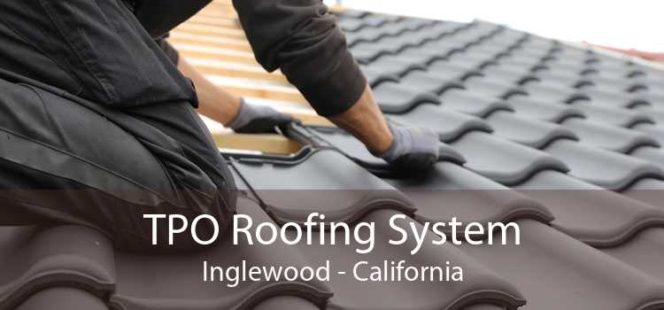 TPO Roofing System Inglewood - California